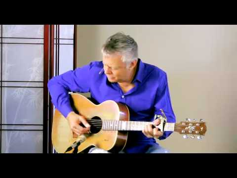 Tommy Emmanuel - Waiting For A Plane