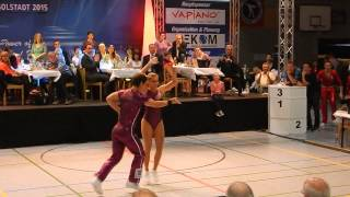 Carolin Steinberger & Tobias Planer - Deutsche Meisterschaft 2015