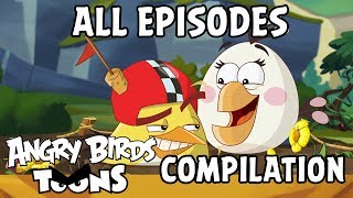 Angry Birds Toons Compilation | Season 2 All Episodes Compilation - Special Mashup