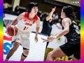 年間バスケットボール情報 女子U18日本代表 日本○77-62●ニュージーランド