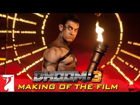 Making Of DHOOM:3 - Part 15 - Malang Song