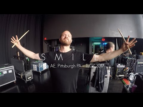 TESSERACT - 'SMILE' drum footage thumbnail