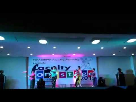 Feu-Nrmf Faculty on stage 2013