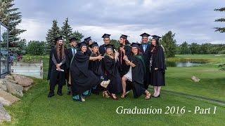 2016 Graduation Ceremony - Part I - Alberta College of Acupuncture & TCM - Calgary