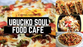 Ubuciko Soul Food Cafe- S'gimba NoSam Episode 10//South African YouTuber