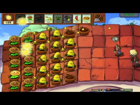 Plants vs Zombies E 49 - Melon-Pult