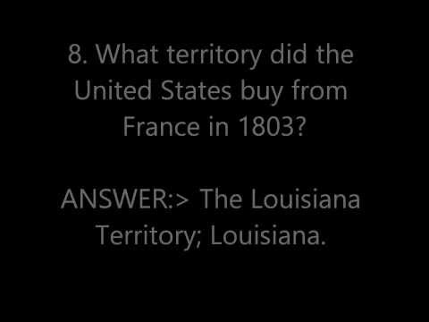 U S Citizenship Test 10 Question &amp  Answers