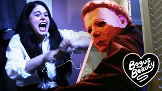 "We Try Escaping A Killer Like In ""Halloween"""