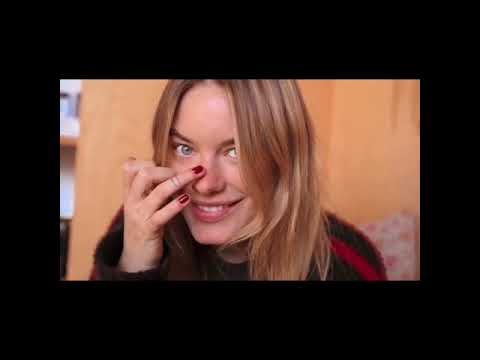 Camille Rowe's funny and cute moments