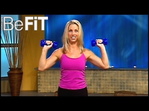 Denise Austin  Arms &amp  Upper Body Workout  High Intensity