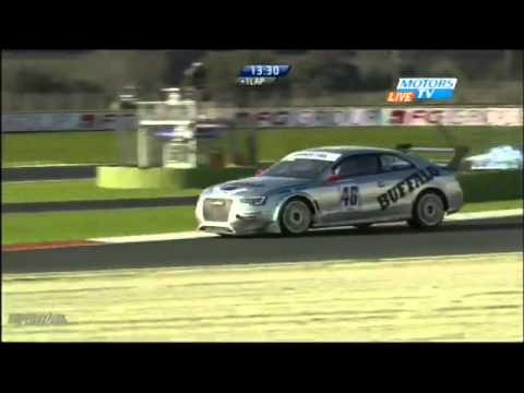 Superstars Series 2013 Round8 Vallelunga Race2