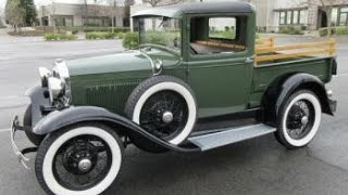 1931 Ford Model A Pickup on GovLiquidation.com