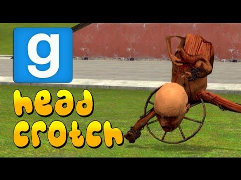 Gmod: The Horrific Adventures of HeadCrotch (Sandbox Shenanigans)