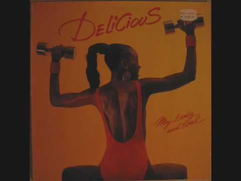 Delicious - My Body And Soul (Club Version)