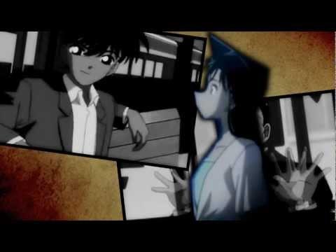 Kudo Shinichi Kiss Ran Mori Ran Mori x Shinichi Kudo