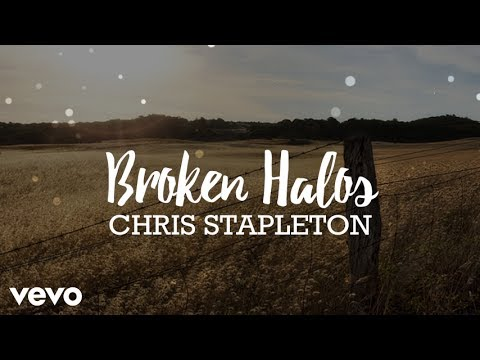 Chris Stapleton  Broken Halos Lyrics