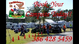 Biketoberfest at Cacklebery Campground Promo 2017