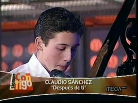 Claudio Sánchez - Despues de ti