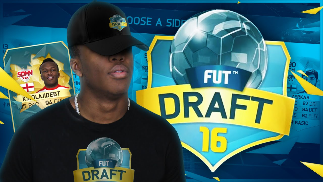 FIFA 16 | NEW GAME MODE DRAFT!!!
