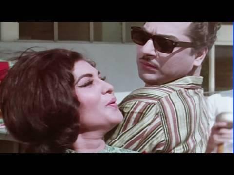 Uff O Tera Baachpan - Asha Bhosle Shashikala Bheegi Raat Song...