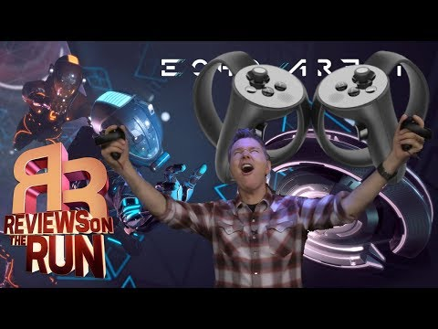 Oculus Touch VR Controllers Review - Reviews on the Run -  Electric Playground