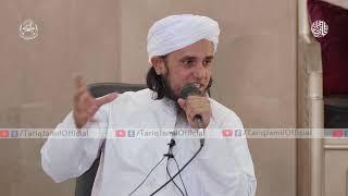 Today Mufti Tariq Masood visited Jamia AlHasanain Faisalabad Institute by Maulana Tariq Jamil