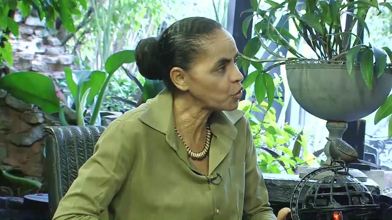 Bipolaridade na política Esquerda x Direita: Daniela Araújo pergunta a Marina Silva!