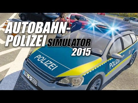 Autobahn Police Simulator - First Impressions Review - Let's Play   Gameplay