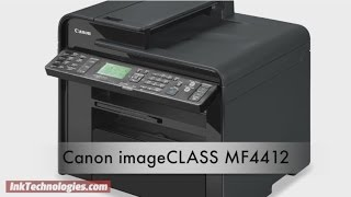 Canon imageCLASS MF4412 Instructional Video
