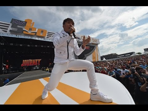 Journey Open Arms LIVE CONCERT HD at INDY 500 Carb.mp3