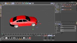Maxon 4D Tutorial