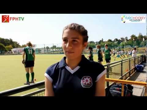 Interview with Hasanova Amaliya (ahtlete of Azerbaijan)