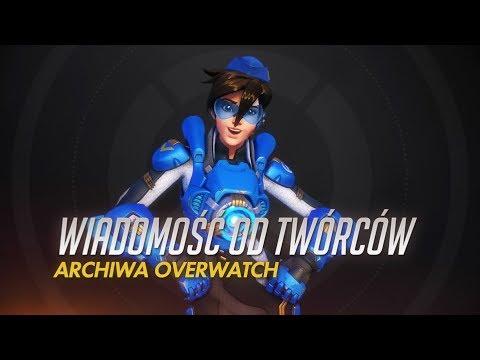 Wiadomość Od Twórców | Archiwa Overwatch | Overwatch (napisy PL)