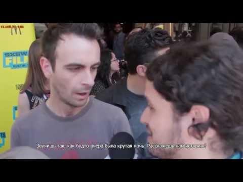 Джо Гилган о своей роли в сериале Проповедник (rus sub)