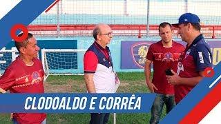 Homenagem a Clodoaldo e Corrêa  | Fortaleza EC | TV Leão