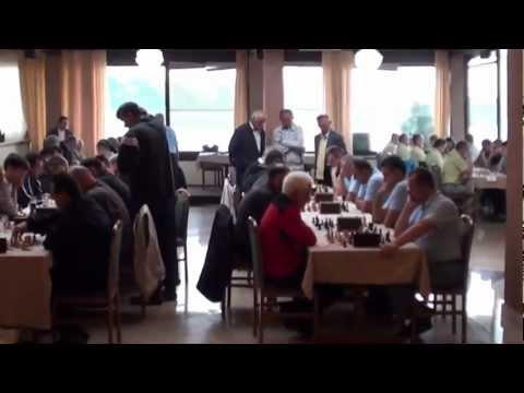 Početak prvog kola na 2. ligi RS u šahu-Bardača 2012
