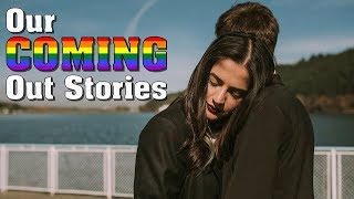 Our Coming Out Stories/Как се разкрихме пред родителите си