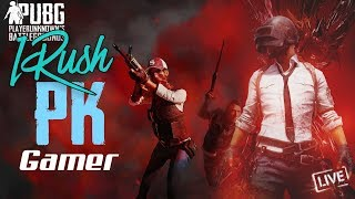 PUBG MOBILE LIVE 4 VS 4 TDM WITH RON GAMING | PK GAMER