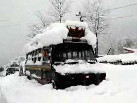 Gulmarg Kashmir India - Sam's Exotic Travel to A Winter Wonderland