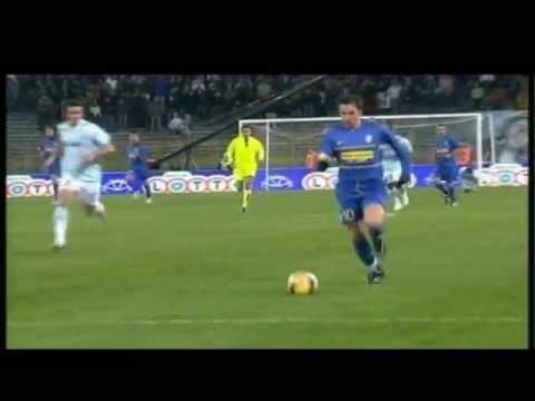 Lazio-Juventus 2-3 (14/12/2007) STRABILIANTE DEL PIERO, radiocronaca di Antonello Orlando (Radiouno)