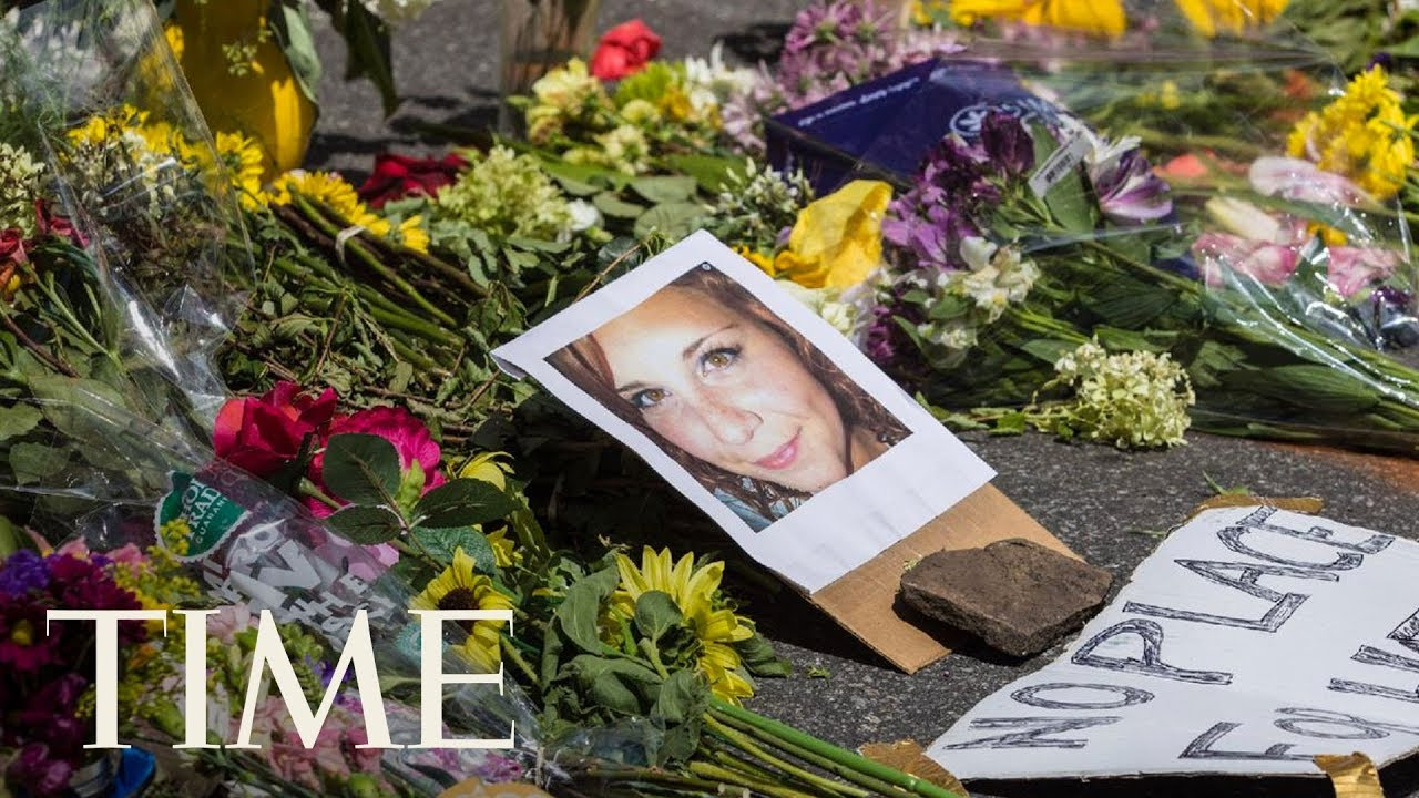 Charlottesville Solidarity Vigils And Rallies Held Around The U.S. After Woman Was Killed | TIME