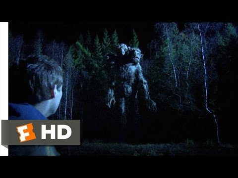 Trollhunter (2/10) Movie CLIP - Run, Dammit! (2010) HD