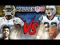Madden 18 Gameplay Jags (Cookieboy17) vs Panthers (SGO)