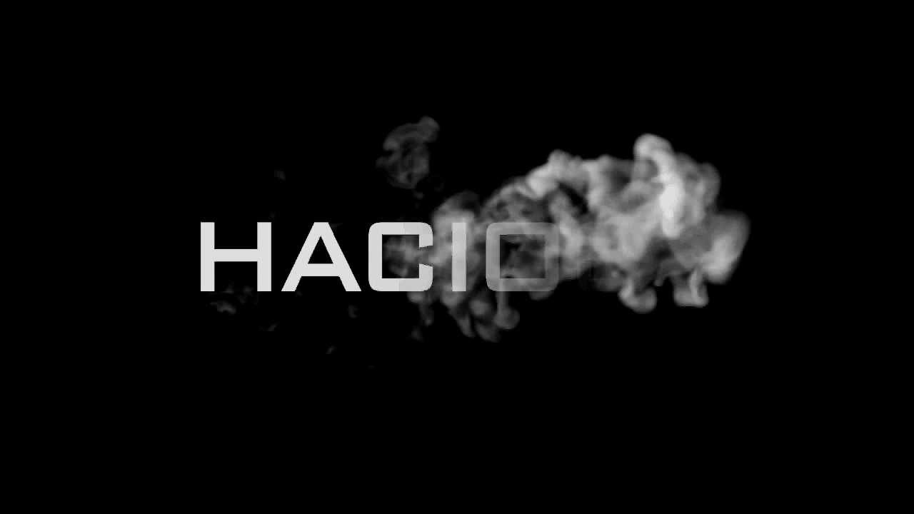 How To Make Letters Into Smoke On Photoshop