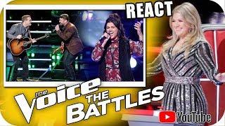 Download Lagu KELLY CLARKSON PEGANDO TUDO The Voice 2018 Battle Kaleb Lee vs Pryor Baird, Genesis Diaz vs Mia Gratis STAFABAND