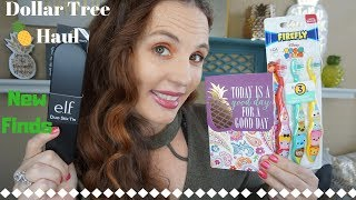 Dollar tree haul December 15 2018! Some good finds 💕