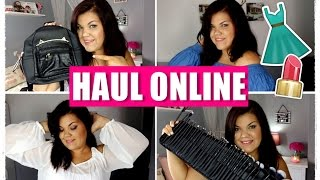 HAUL RECIBIDOS ONLINE ❤ Shein, Romwe y Amazon!