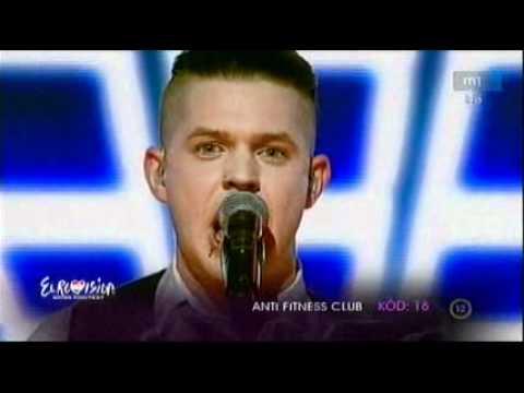 Anti Fitness Club - Lesz Ami Lesz + Zsűri - Eurovíziós Dalfesztivál Elődöntő