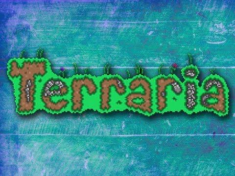 Terraria: Multiplayer Adventures! Episode 1