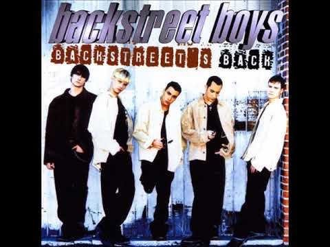 My tribute to the BACKSTREET BOYS - part two - BSB25